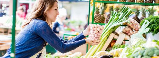 Frühlingsmarkt in Montabaur